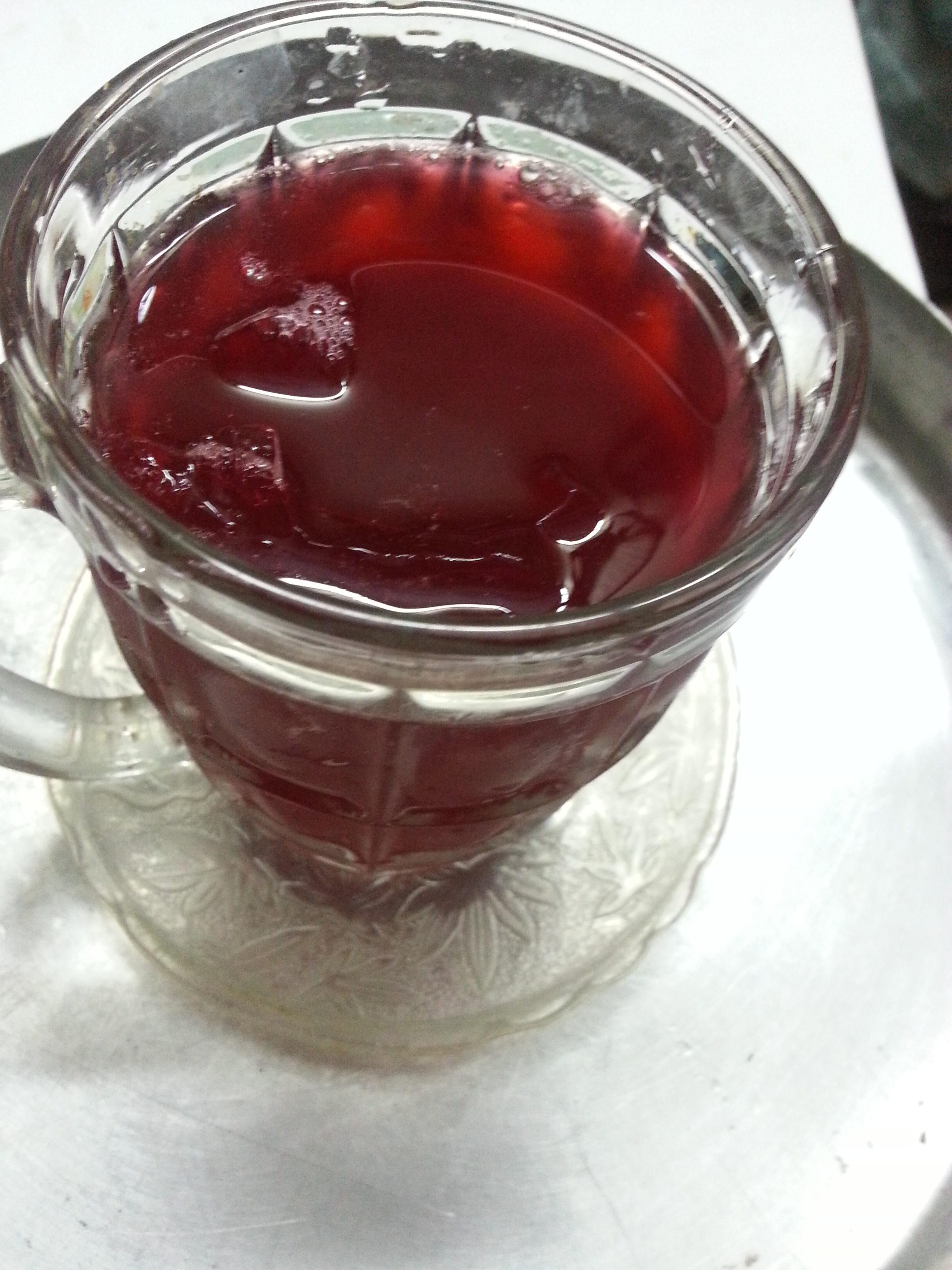 Healthy Sorrel sepals drink – Uma's Recipes Corner!